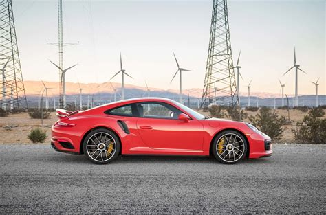 porsche 911 turbo s 2017 2017 porsche 911 turbo s first test review the weapons