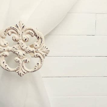 white metal curtain tie backs shop decorative curtain tie backs on wanelo