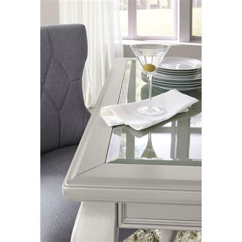 ashley trishley rect dining room 9 piece set furniture ashley signature design coralayne 7 piece rectangular