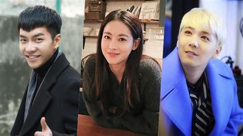 lee seung gi oh yeon seo soompi lee seung gi oh yeon seo and lee hong ki share their