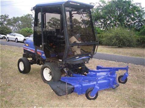 air conditioned lawn mower price iseki sf370 2008 model 4 wheel drive mower with mackel air
