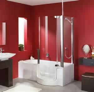 Walk In Bathtub Shower Combination Badewanne Mit Einstieg Die Begehbare Badewanne F 252 R
