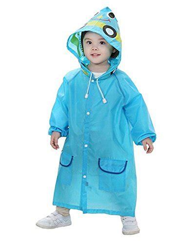Kid Hoodie Raincoat Blue galleon children waterproof raincoat poncho jacket coat suit fit