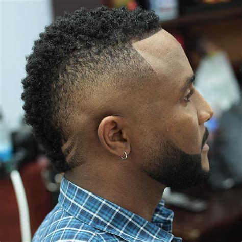 urban mohawk fade men hairstyle 40 beautiful black hairstyles for women and men hairsdos com