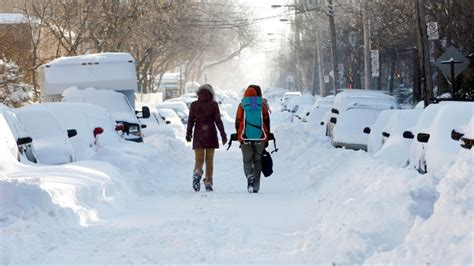 blasts from the past canada s worst snowstorms canada