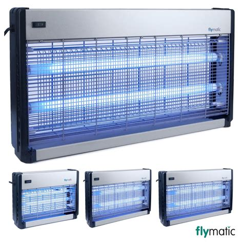 flymatic professional insect killer 16w 20w 30 electric uv
