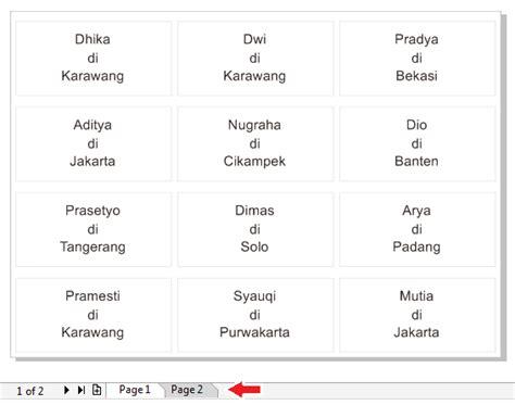 cara membuat label undangan dalam jumlah banyak print label undangan dalam jumlah banyak dhika dwi pradya