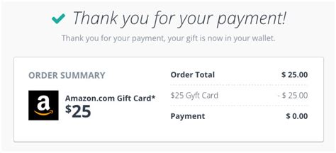 Paypal To Gift Card Amazon - how to buy amazon gift card with paypal from gyft techveek tech blog on gadgets