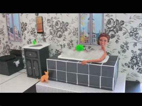 What To Do With An Bathtub by How To Make A Doll Bath Tub Doll Crafts