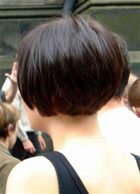 short graduated bob back view hairxstatic short back bobbed gallery 2 of 6