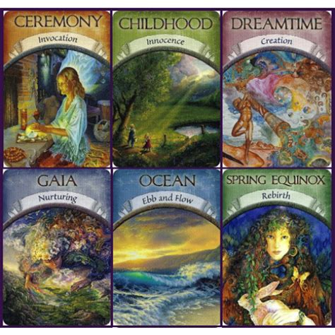 libro earth magic oracle cards image gallery earth magic