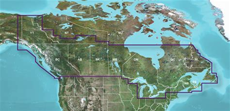 map of canada hd garmin lakevu hd canada 010 c1113 00 garmin gps maps