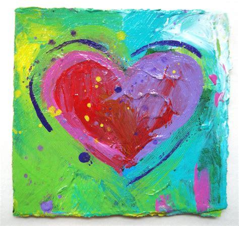 valentines painting junkie