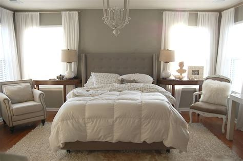Martha Stewart Headboards by Velvet Tufted Headboard Bedroom Martha Stewart Flagstone The Nester