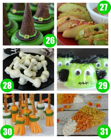 food crafts for 31 days of kid s food crafts