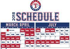 printable rangers schedule yankees schedule 2017 2018