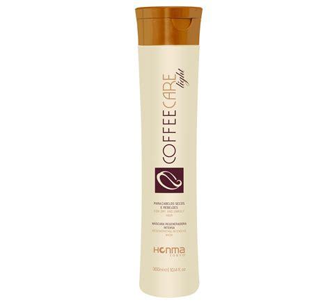 Maskara Caring maskara regeneradora intensa coffee care light