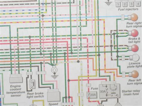 wiring diagram 2007 gsxr 600 cbr1000rr 2007 zx10r wiring