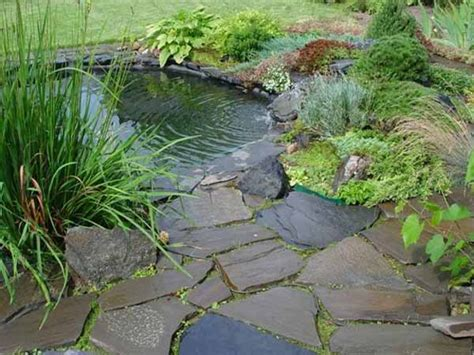 small pond waterfall ideas small backyard ponds and