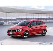 Reports On Year End Announcement Next Gen Fiat Punto