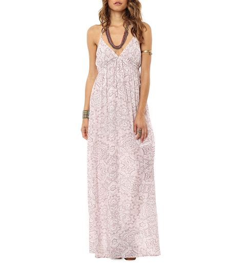 Neil Dress o neill cynthia maxi dress 6416003 o neill dresses