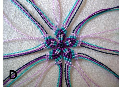 imagenes de mandalas en macrame pulseras tejidas en macrame paso a paso imagui