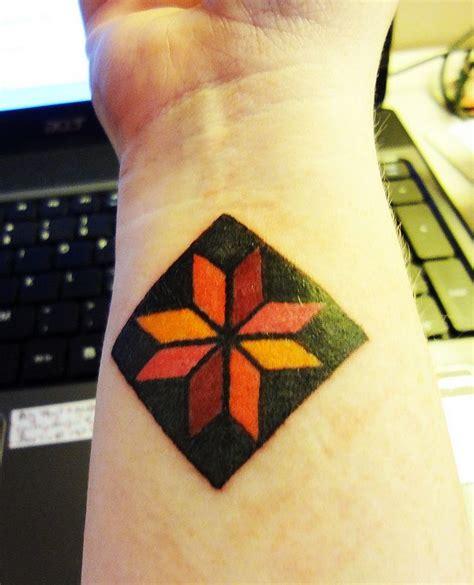 quilt pattern tattoo 38 best quilt tattoo images on pinterest quilt tattoo
