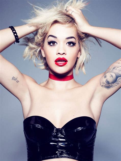 rita ora for rimmel london collection
