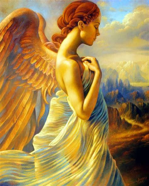 imagenes artisticas de angeles arte pinturas 211 leo retratos de mujeres pinturas