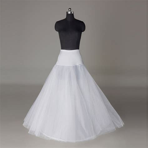 Wedding Dress Petticoat aliexpress buy bridal petticoats for wedding dress
