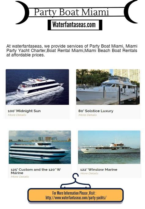 party boat miami price miami party yachts charter party boats miami party and