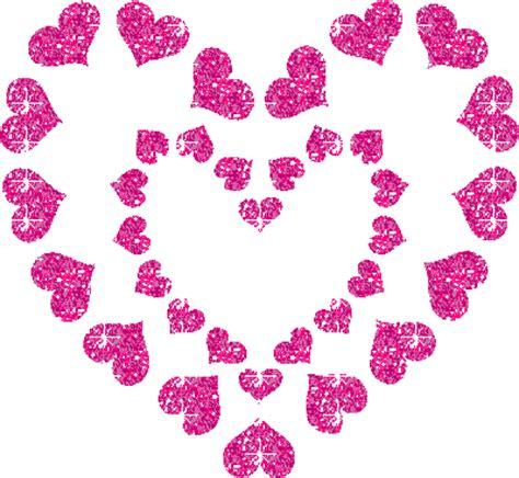 imagenes de corazones brillantes y estrellas con movimiento imagenes de corazones con brillos y animados de amor para