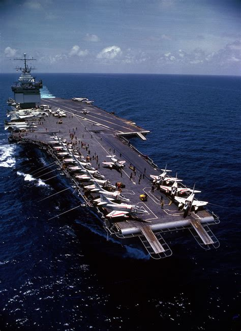 Uss Search File Uss Enterprise Cvn 65 Gulf Of Tonkin May 1966 Jpg Wikimedia Commons
