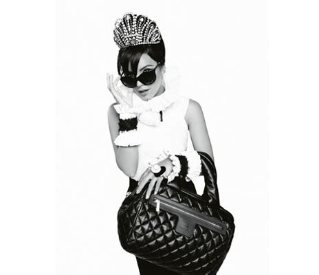 Lilly Allen For Chanel 2 by Photos De Allen Pour Chanel Taaora Mode