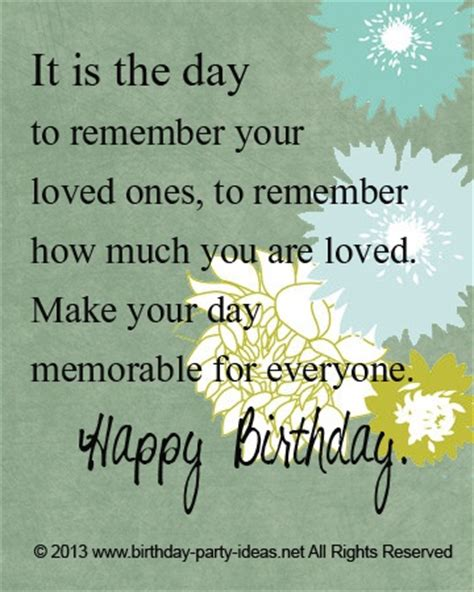 Birthday Quotes For Who Away 17 Best Images About Cute Happy Birthday Quotes And