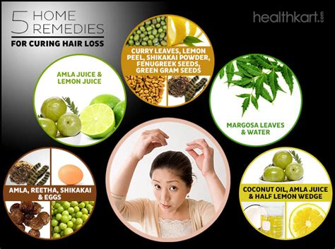 fix hair fall naturally home remedies for hair loss