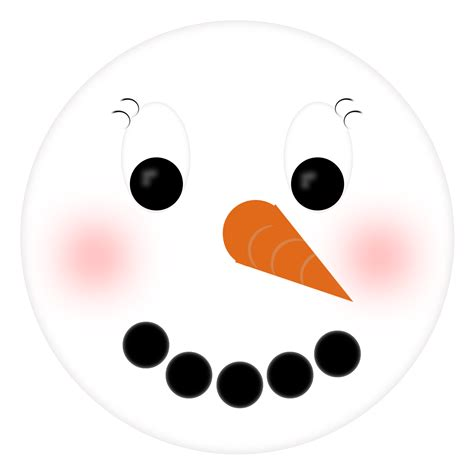 snowman face template www imgkid com the image kid has it
