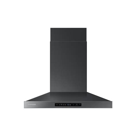 samsung bathroom fan samsung 30 in wall mount exterior venting range hood in