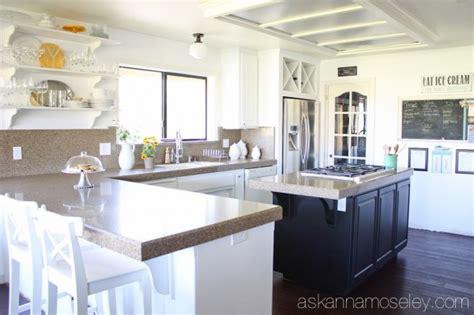 white kitchen makeovers hometalk black and white kitchen makeover reveal