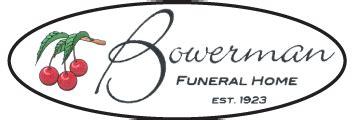 bowerman funeral home eau mi