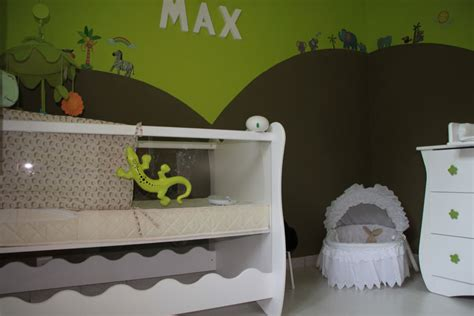 chambre enfant jungle deco chambre bebe savane jungle
