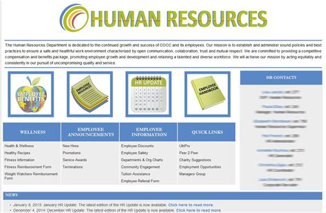 26 Images Of Human Resources Sharepoint 2010 Template Diygreat Com Human Resources Website Templates
