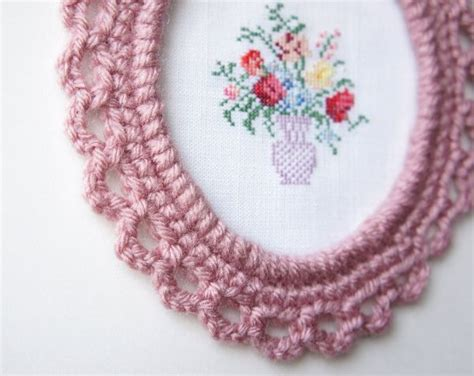 crochet pattern picture frame ornate crochet picture frame pattern crochet anyone