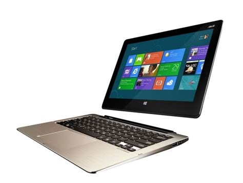 Used Asus Windows 8 Laptop windows 8 hybrid laptop tablets take center stage at computex pcworld