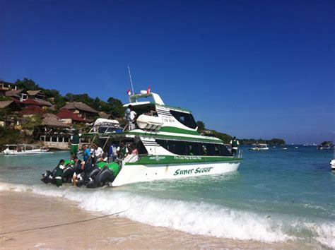 speed boat sanur ke nusa penida menjelalah pulau nusa penida surga tersembunyi di bali