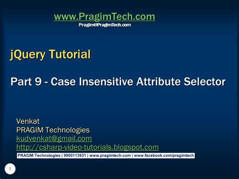 html input pattern case insensitive sql server net and c video tutorial jquery case