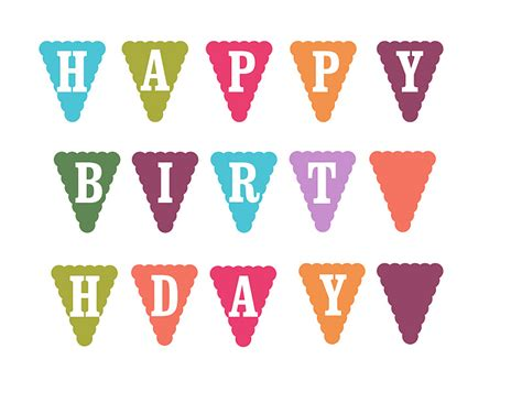 free happy birthday banner templates happy birthday banner template wordscrawl