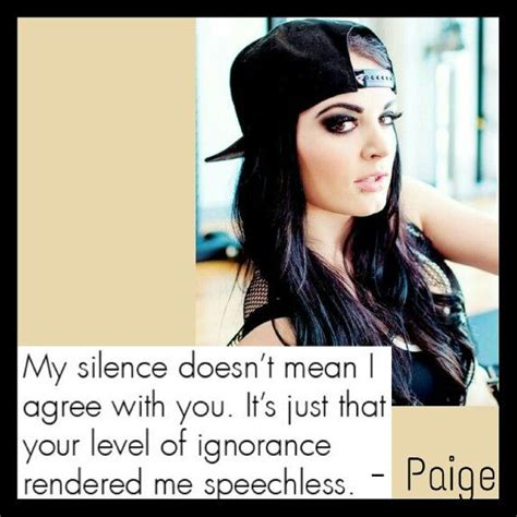 paige quotes wwe paige quotes i made paige wwe diva pinterest
