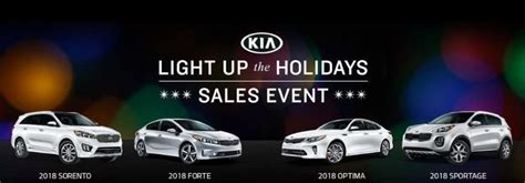 palmen kia light up the holidays sales event