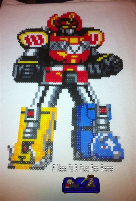 what is the charge on the bead bead sprite of the mega zord from mighty morphin power